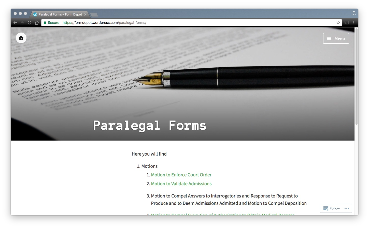 paralegal_forms